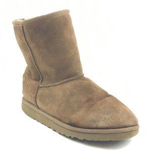 UGG Australia Chestnut Sheepskin Classic Boots
